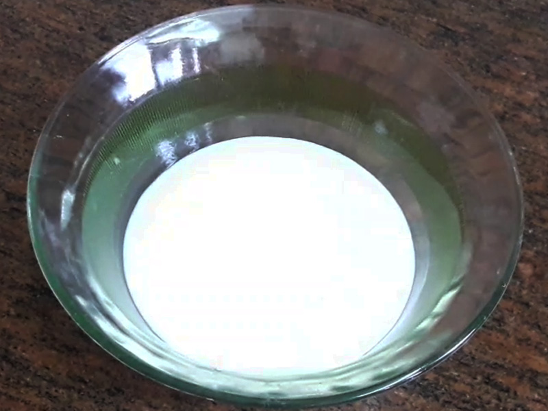 curd in bowl for raita