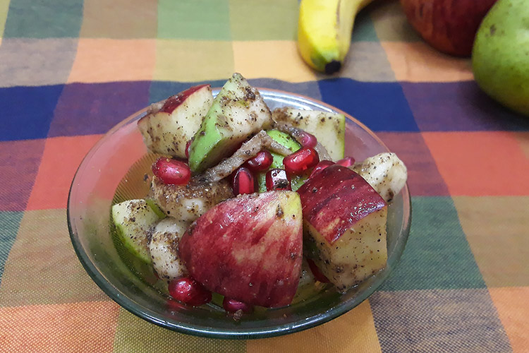 fruit-chaat-recipe