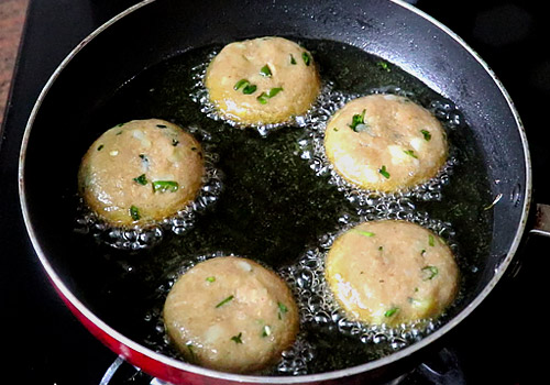 aloo tikki chaat recipe steps-7