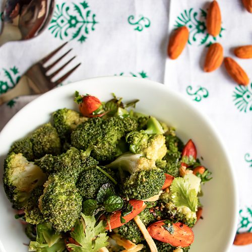 recipe of broccoli salad
