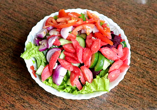 vegetable salad recipe steps-11